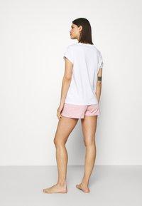 Tommy Hilfiger - ORIGINAL SHORT  - Pyjamas - white - 2