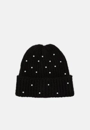 NKFMOCCA HAT - Beanie - black