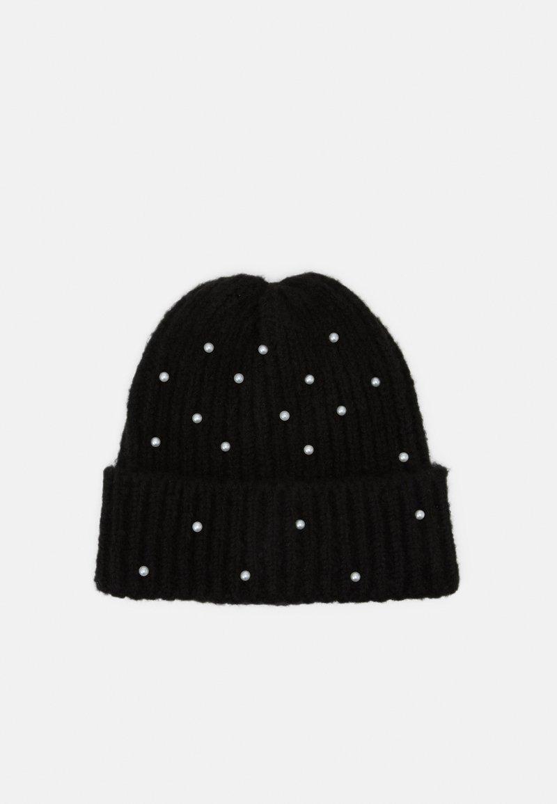Name it - NKFMOCCA HAT - Mütze - black