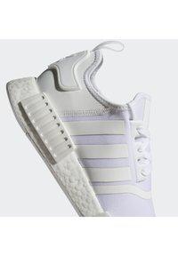 adidas Originals - NMD_R1 - Baskets basses - ftwr white/ftwr white/ftwr white - 9
