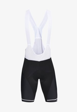 HALE BIB SHORTS  - Medias - black/white