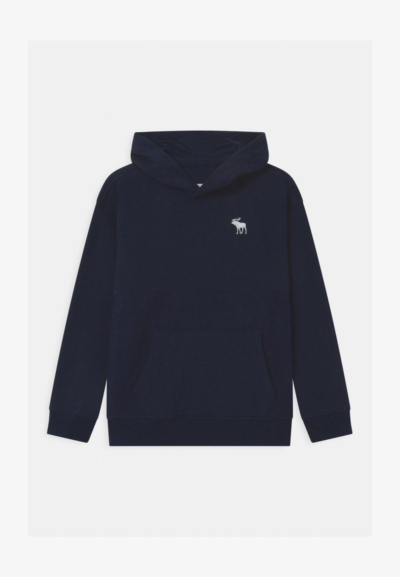 Abercrombie & Fitch - Jersey con capucha - navy