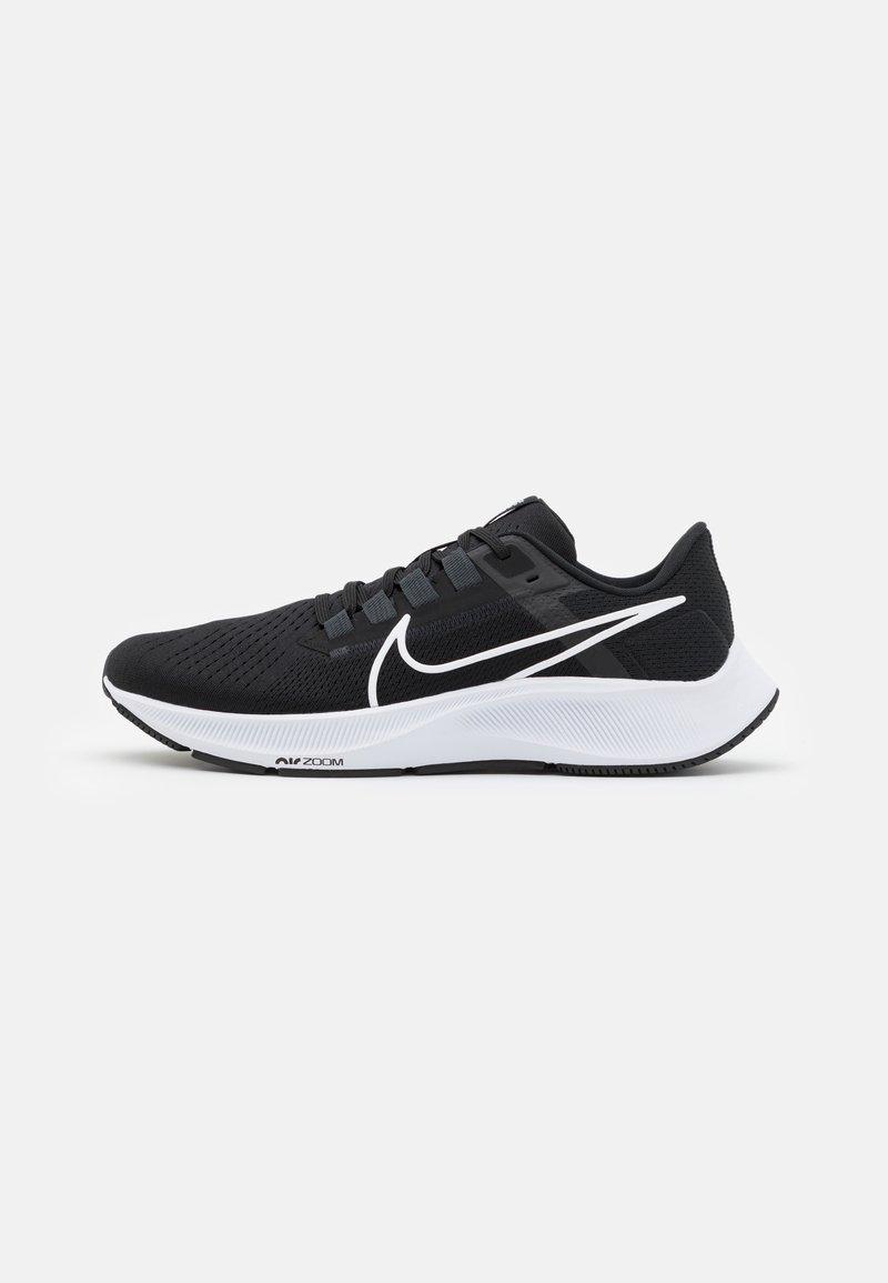 Nike Performance - AIR ZOOM PEGASUS 38 - Neutrale løbesko - black/white/anthracite/volt