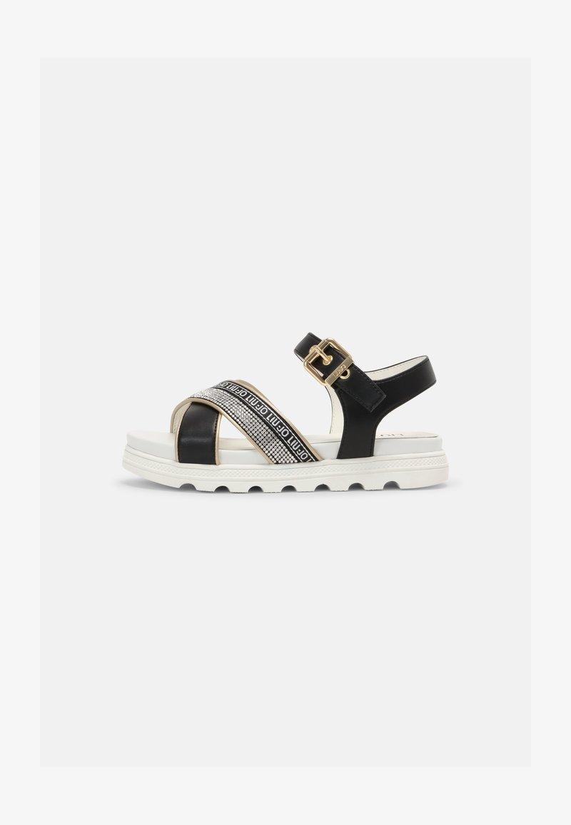 LIU JO - DESY  - Sandals - black