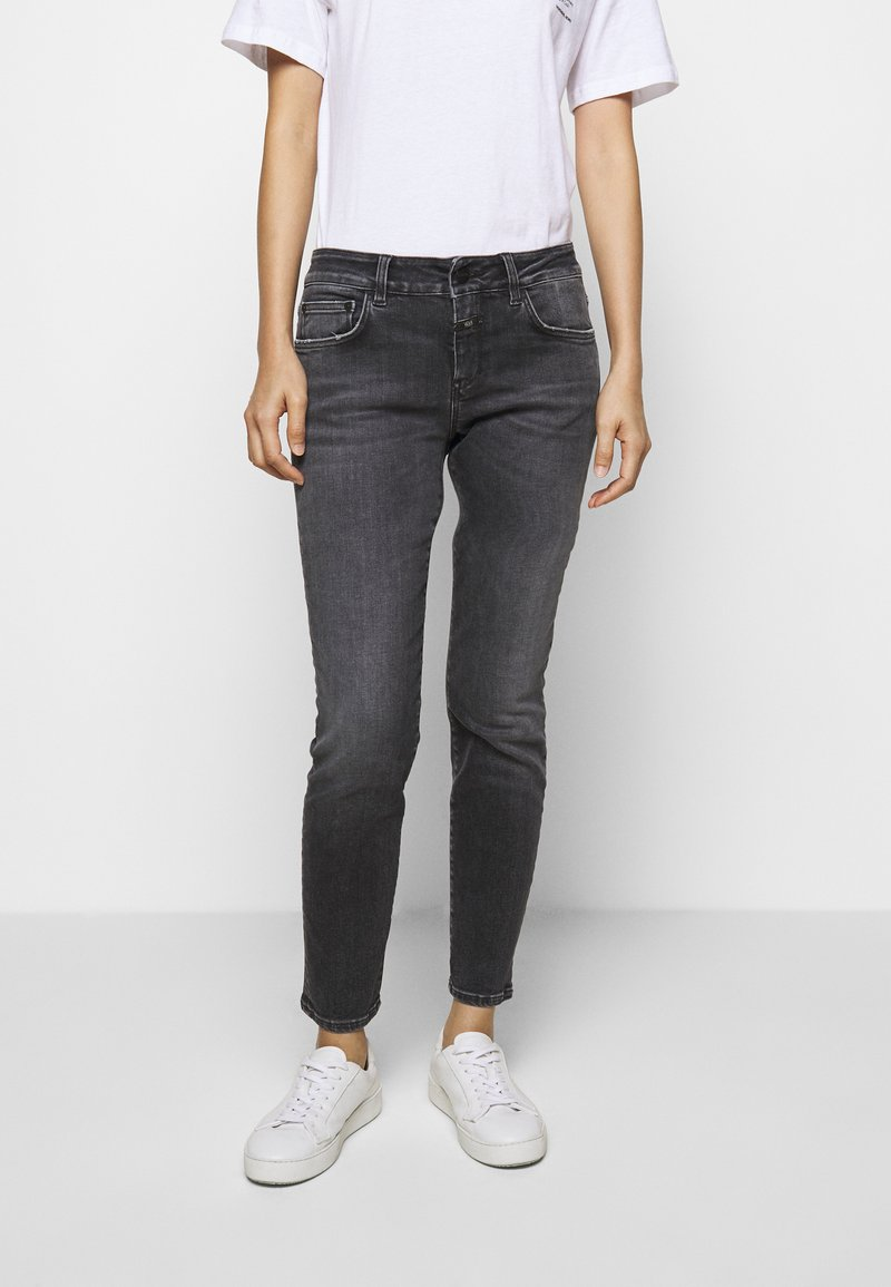 CLOSED - BAKER - Jeans Skinny Fit - mid grey wash