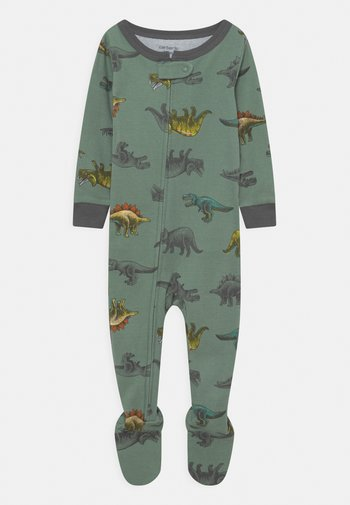 DINO - Sleep suit - green