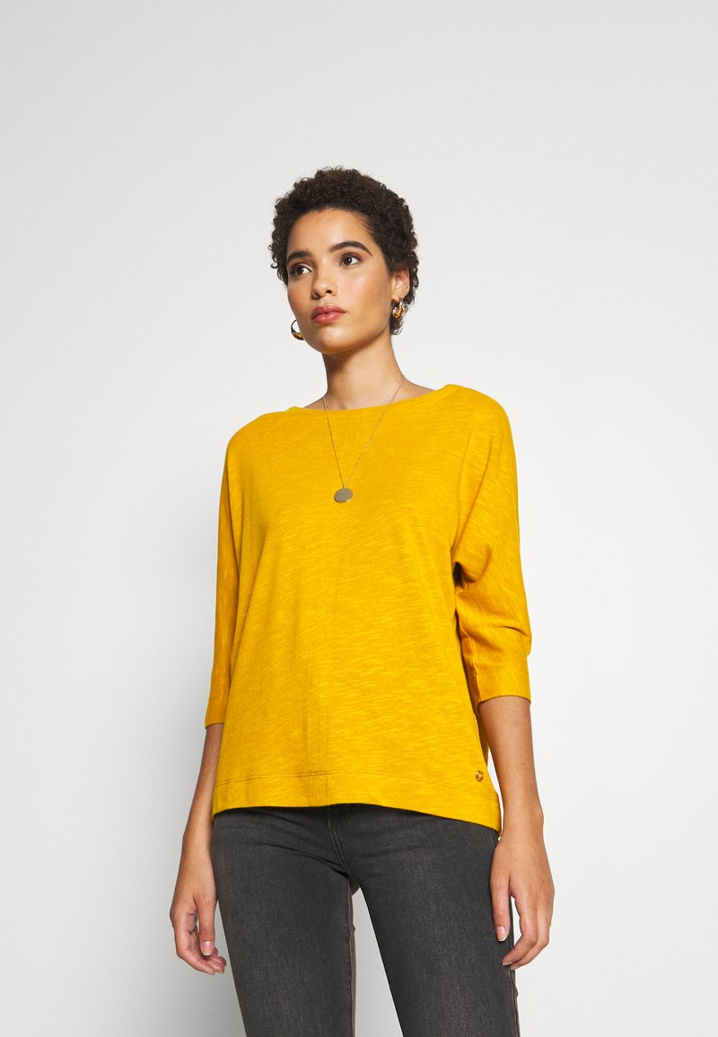 s.Oliver - Long sleeved top - yellow