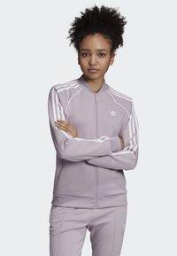 adidas Originals - Bombejakke - purple - 0