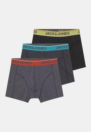 JACMIKE 3 PACK - Pants - scuba blue