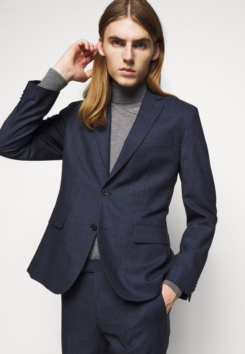 J.LINDEBERG - HOPPER BLAZER - Suit jacket - mid blue
