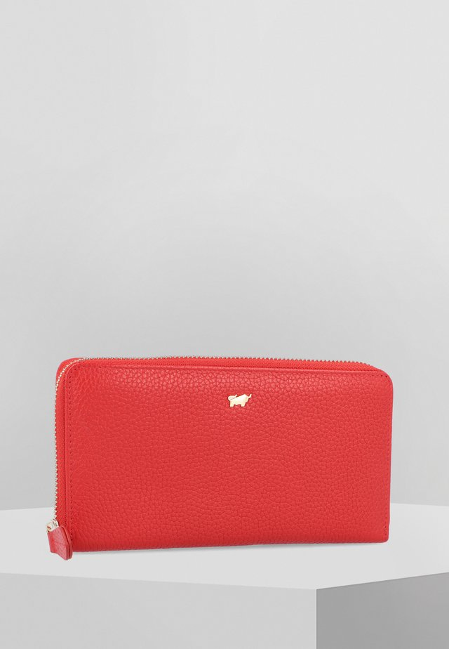 RFID - Portefeuille - red