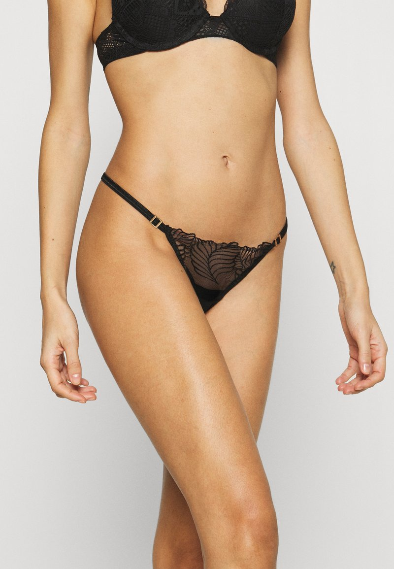 Bluebella - ENYA THONG - Thong - black