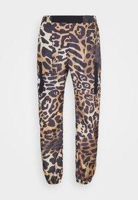 PANTALONE - Teplákové kalhoty - beige