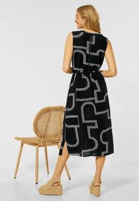 Street One - Shirt dress - schwarz - 1