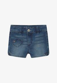 Esprit - Szorty jeansowe - light-blue denim - 2