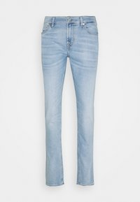 7 for all mankind - RONNIE LUXE VINTAGE RELEASE - Džíny Slim Fit - light blue - 0