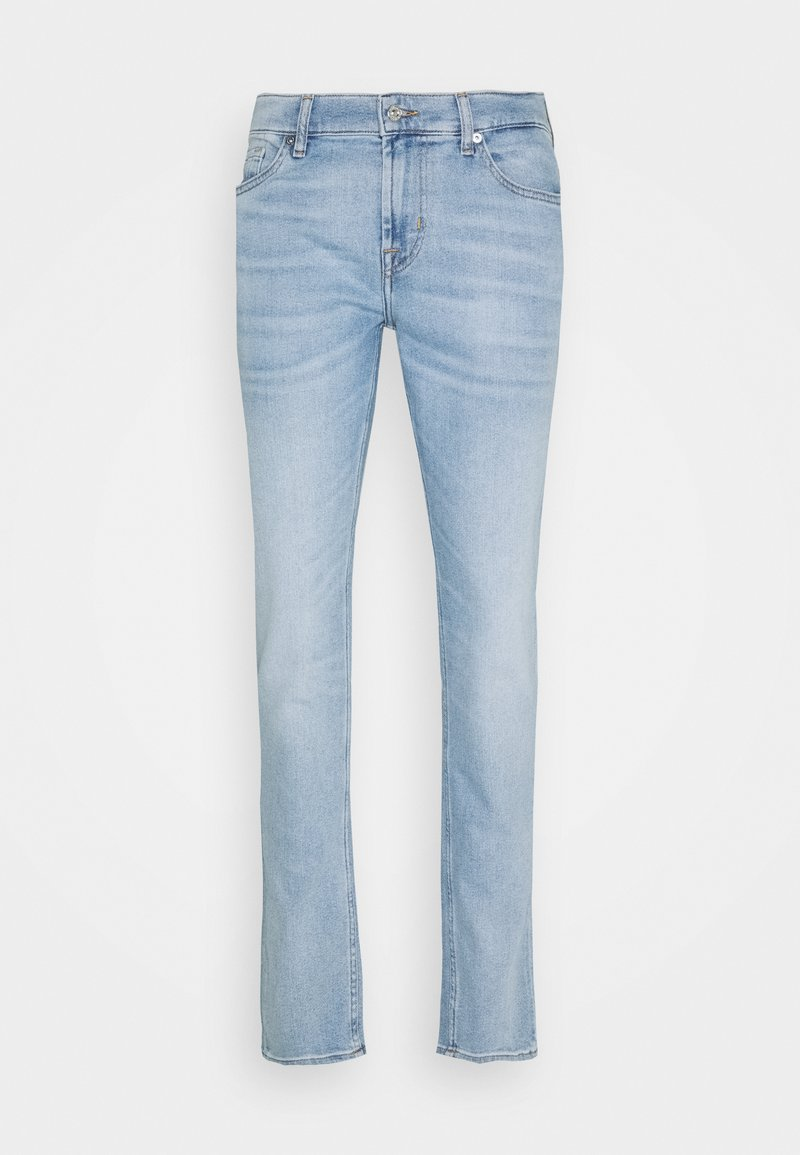 7 for all mankind - RONNIE LUXE VINTAGE RELEASE - Džíny Slim Fit - light blue