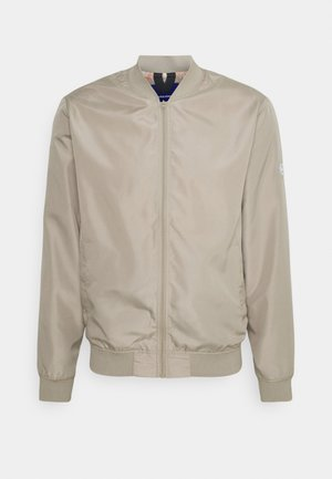 JORVEGAS  - Bomber Jacket - crockery