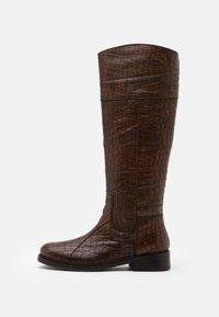 Pons Quintana - TERRY - Vysoká obuv - toffe - 1