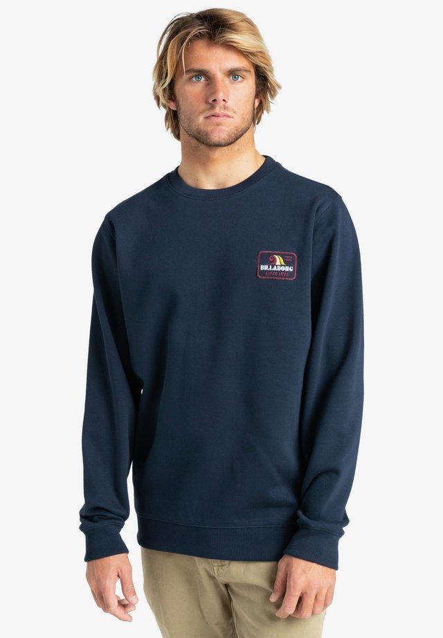 WALLED - Sweatshirt - navy