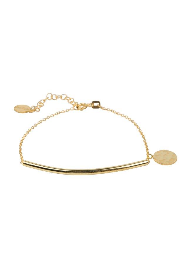Bracelet - anhänger: gold