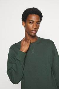 Selected Homme - SLHJASON CREW NECK - Collegepaita - sycamore - 3