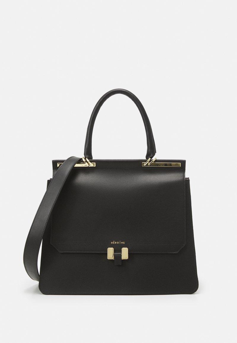 Maison Hēroïne - MARLENE - Handbag - black