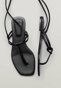 Massimo Dutti - Sandals - black - 5