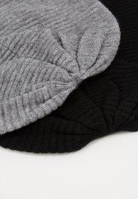 Anna Field - 2 PACK - Lue - grey/black - 2