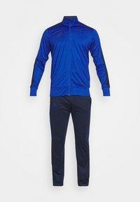 MAN SUIT - Tracksuit - blue