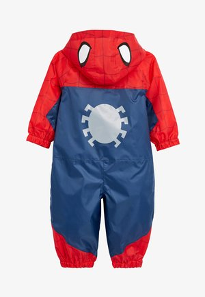 BATMAN® PUDDLESUIT (3MTHS-7YRS) - Overal - red