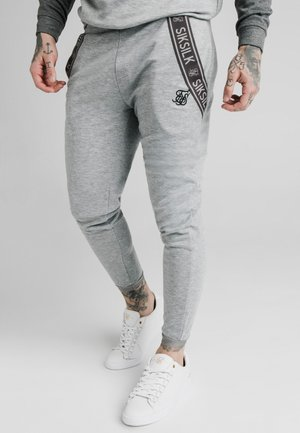 TECH TRACK PANTS - Pantaloni sportivi - grey