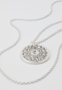 sweet deluxe - Necklace - silver/crystal - 3
