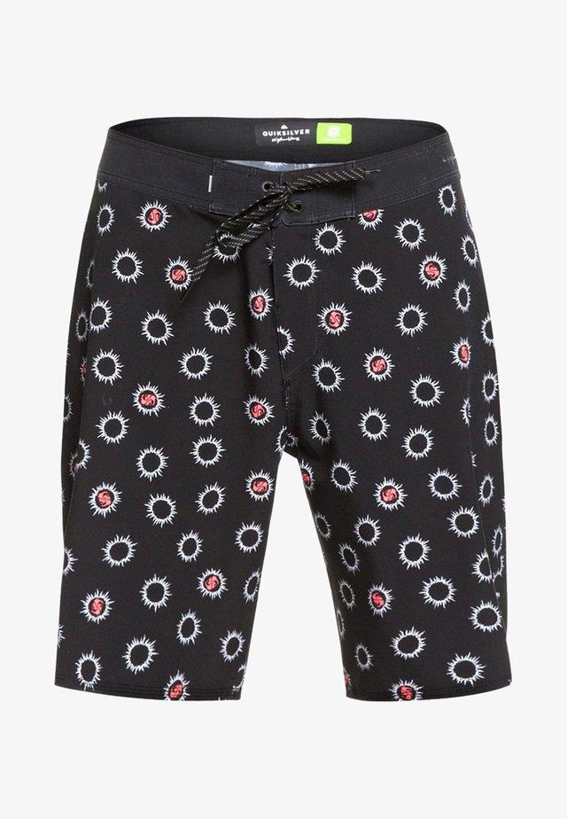 HIGHLINE SOL - Swimming shorts - black