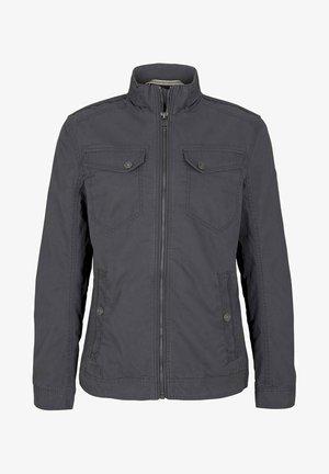 BIKER - Light jacket - tarmac grey