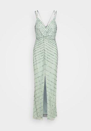BELLA - Společenské šaty - green