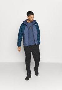 The North Face - FARSIDE JACKET - Hardshell jacket - vintage indigo - 1