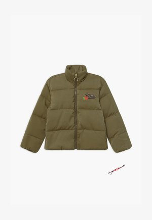 SHORT LENGTH LIGHTWEIGHT QUILTED - Winterjas - military