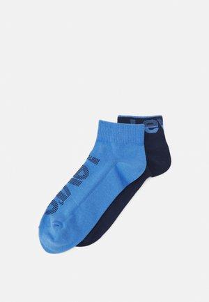 MID CUT LOGO 2 PACK - Socken - blue combo