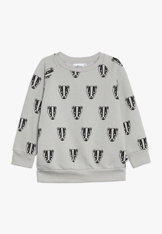 BABY BORIS THE BADGER - Sweatshirt - dove grey