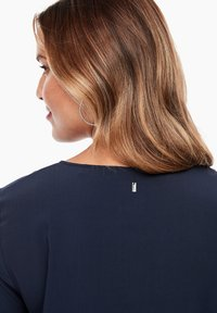 Triangle - Blouse - navy - 3