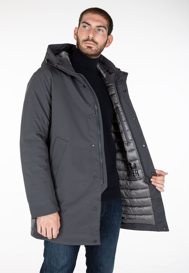 ABERDEEN THERMAL - Winter coat - iron