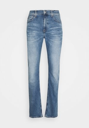 SLIM TAPER - Slim fit jeans - denim medium