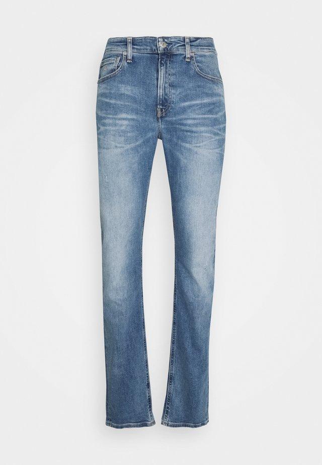 SLIM TAPER - Jeans slim fit - denim medium