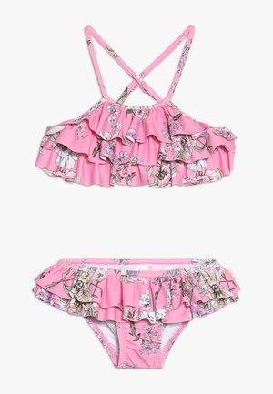FRILL TANKINI - Bikinier - light pink