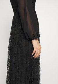 Trendyol - SIYAH - Koktejlové šaty/ šaty na párty - black - 8