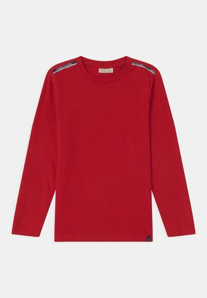 Long sleeved top - barbados cherry