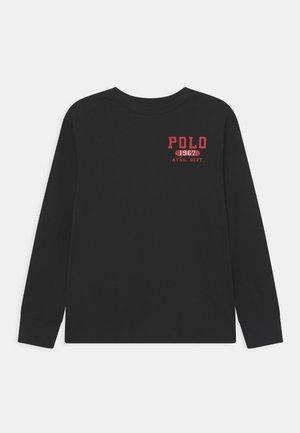 Pitkähihainen paita - polo black