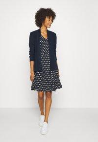 Esprit - Day dress - navy - 1