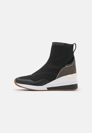 SWIFT - High-top trainers - brown